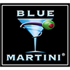 Blue Martini Logo